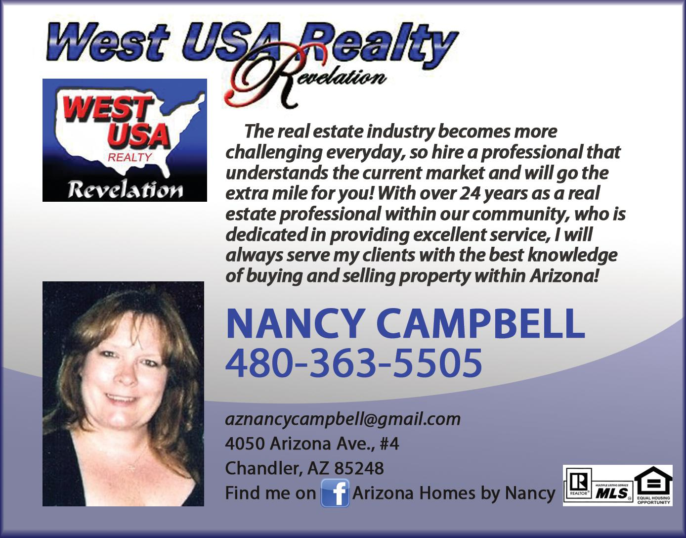 West USA Realty Revelation - Campbell