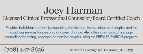 Joey Harman - Licensed Clinical Professional Counselor