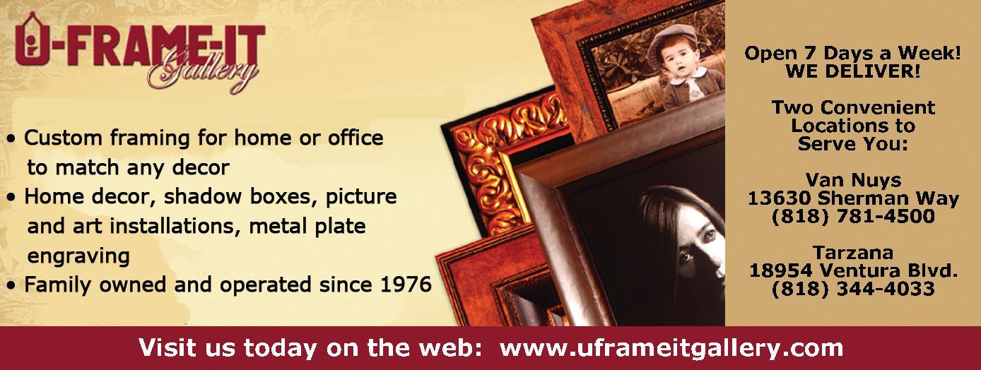 U-Frame It Gallery