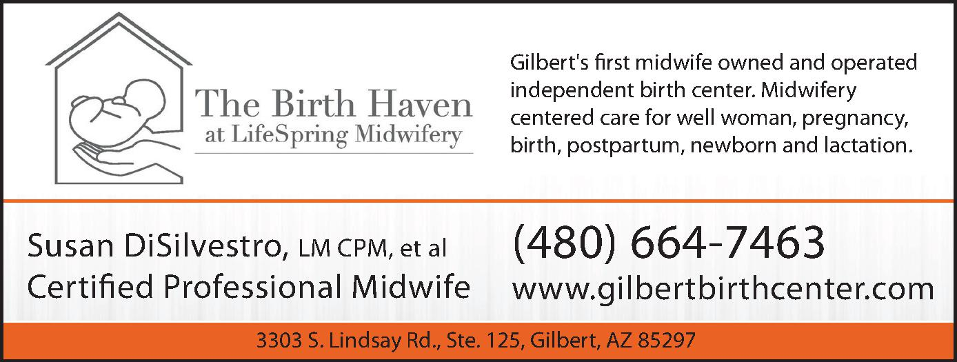 The Birth Haven at LifeSpring Midwifery