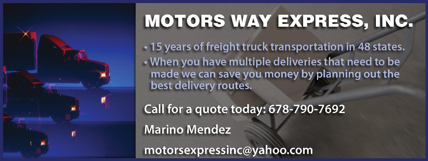 Motors Way Express Transportation