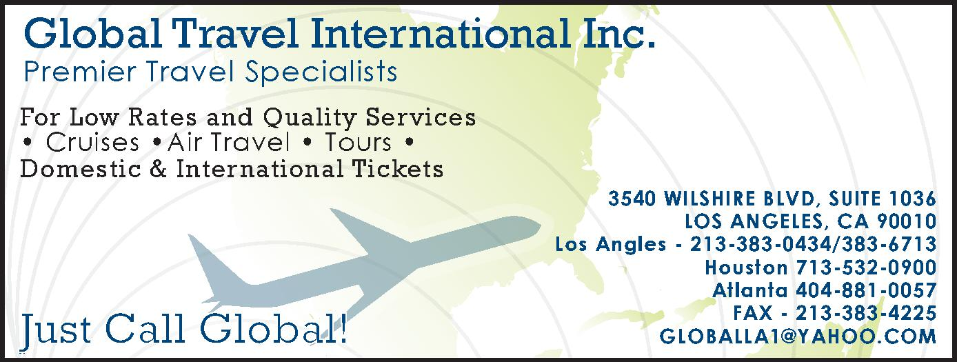 Global Travel International, Inc.