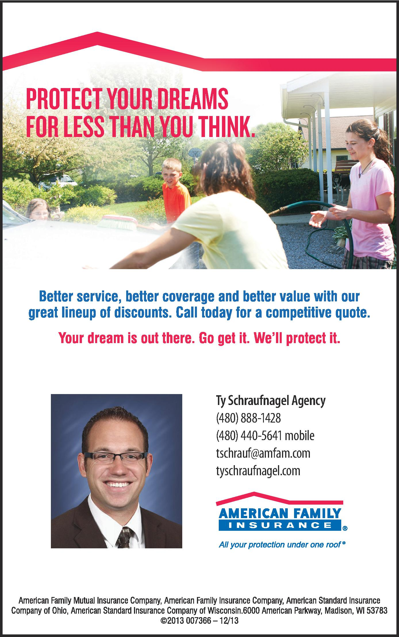 American Family Insurance-Schraufnagel