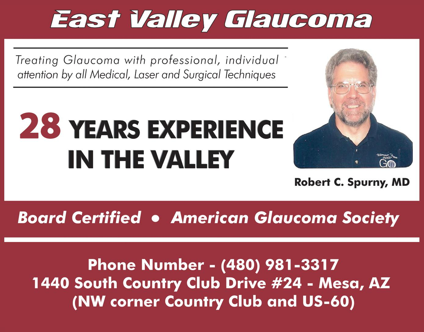 East Valley Glaucoma