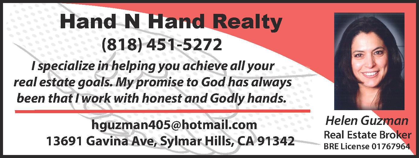 Hand N Hand Realty
