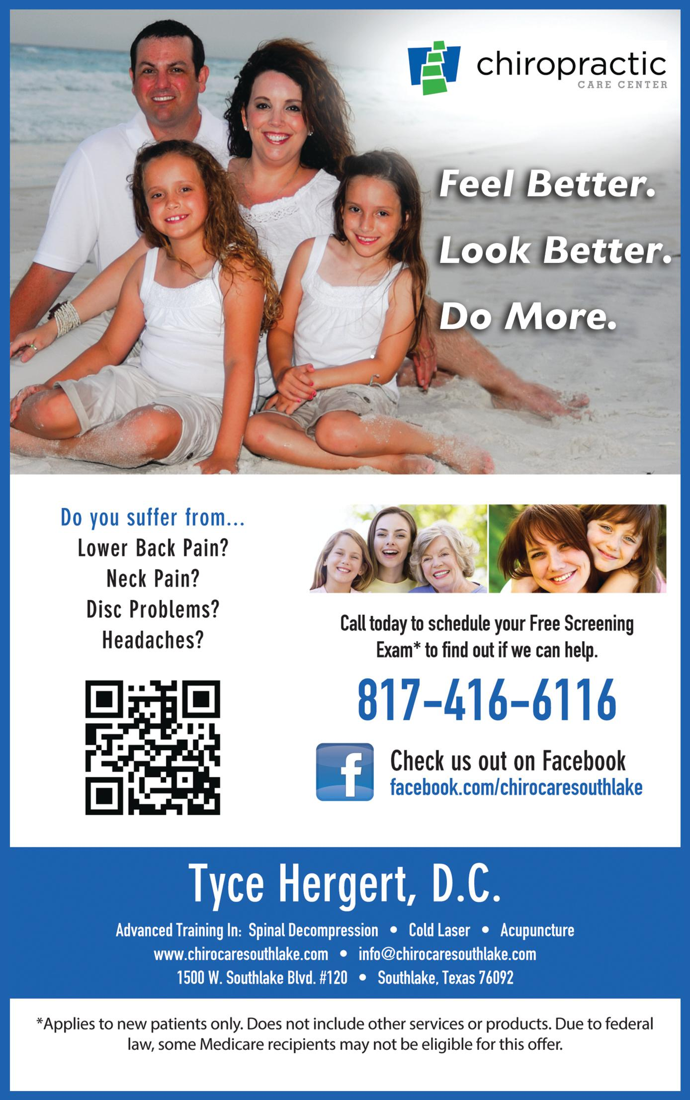 Chiropractic Care Center of Southlake, PC