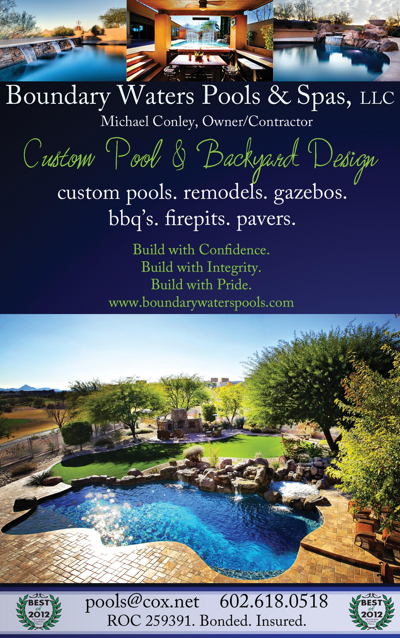 Boundary Waters Pools and Spas, LLC