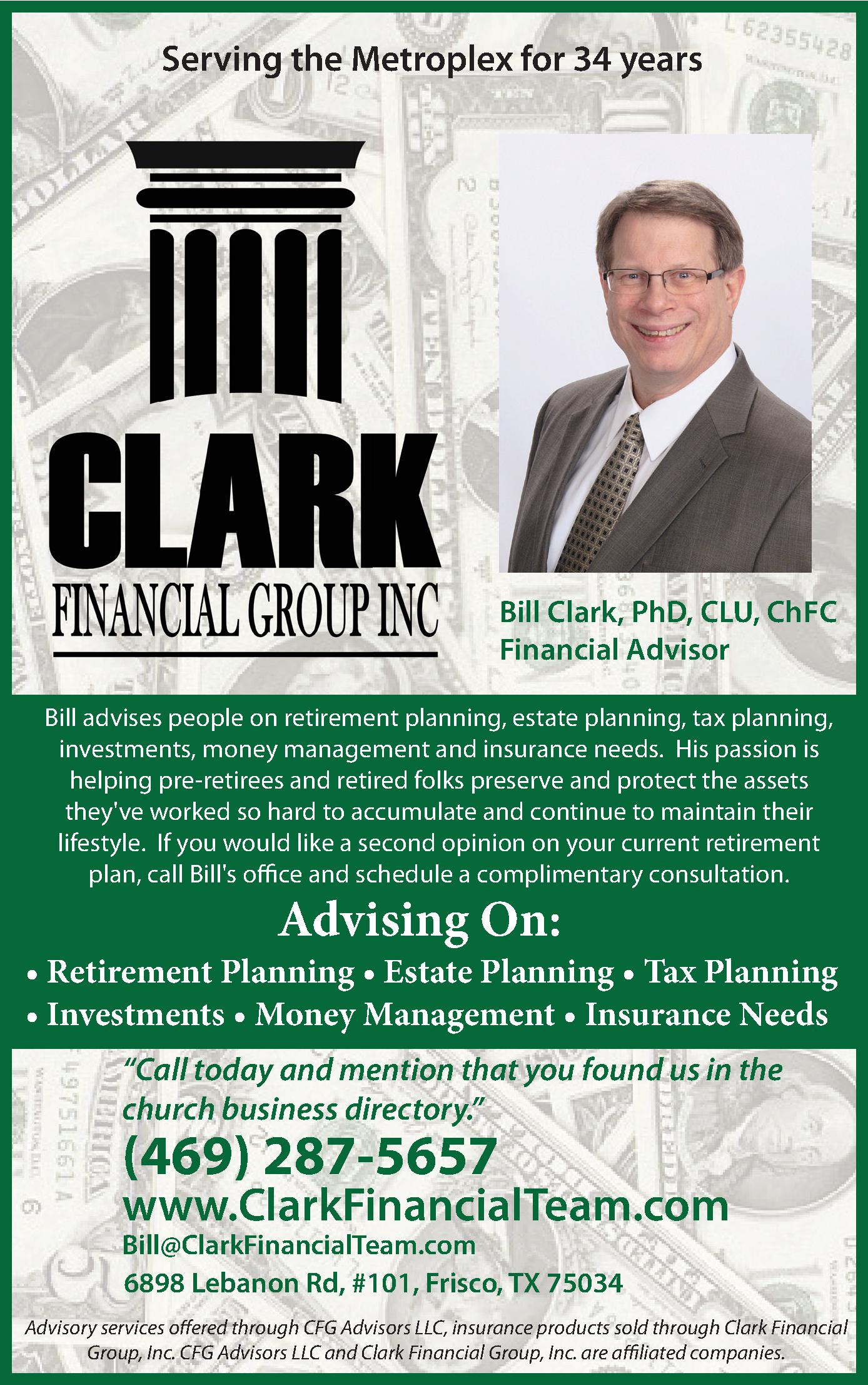 Clark Financial Group
