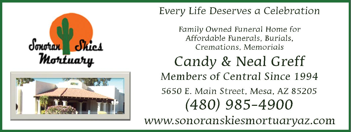 Sonoran Skies Mortuary