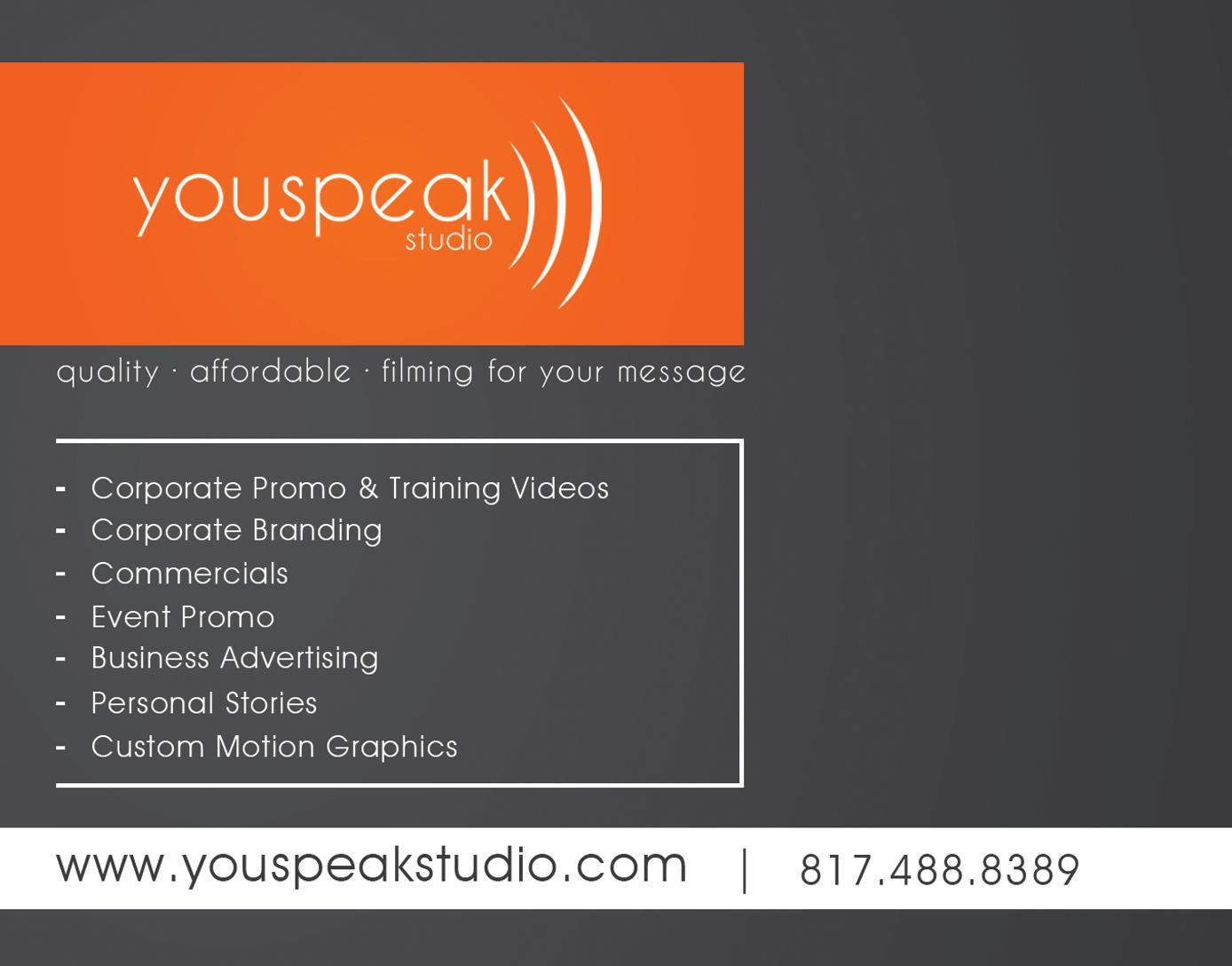 YouSpeak Studio