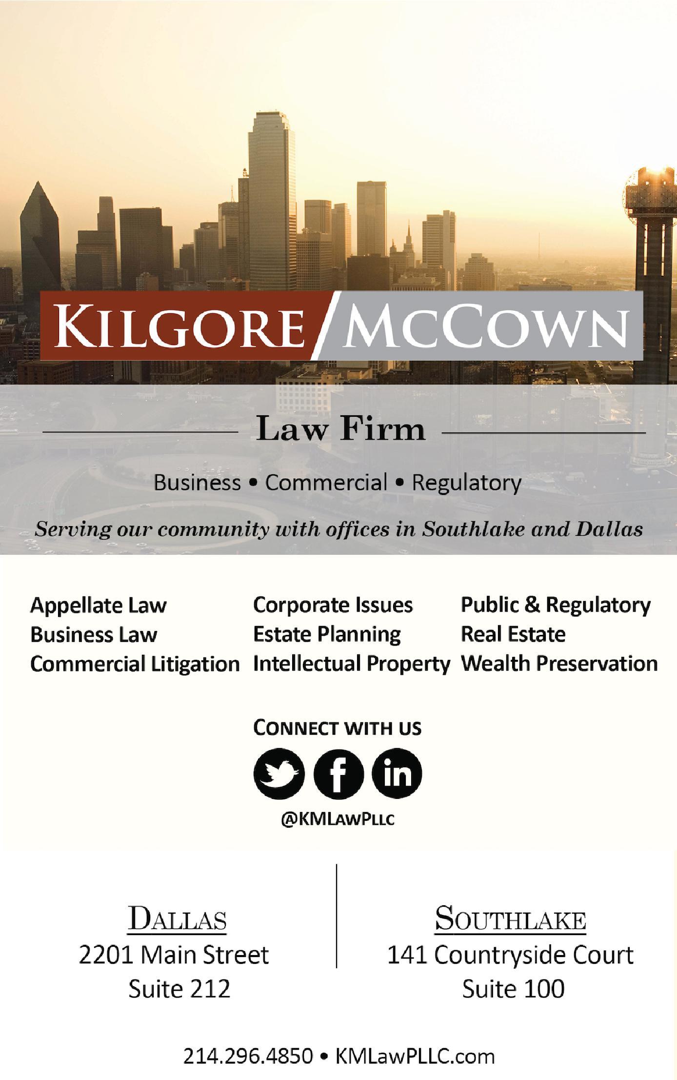 Kilgore/McCown Law Firm