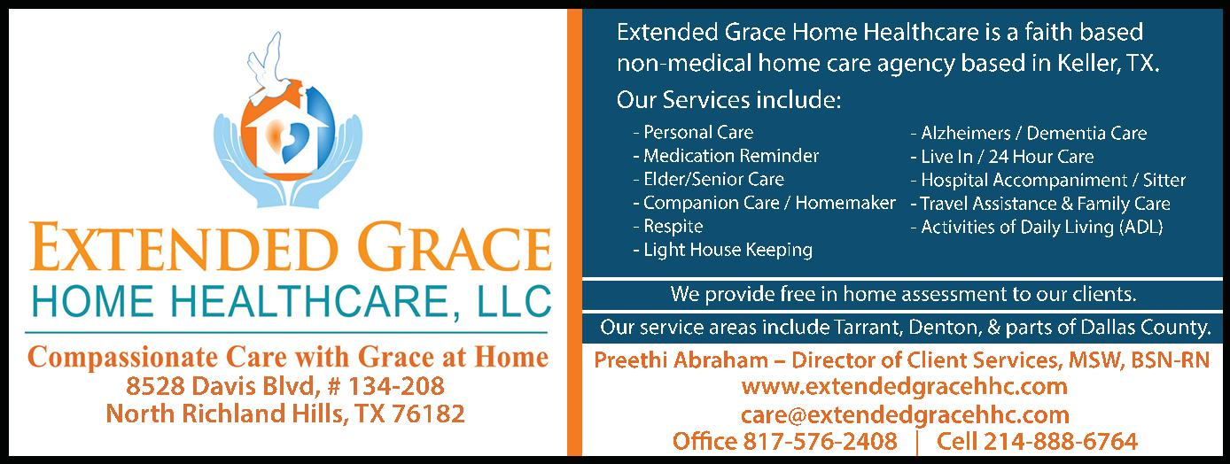 Extended Grace Home Healthcare, LLC.