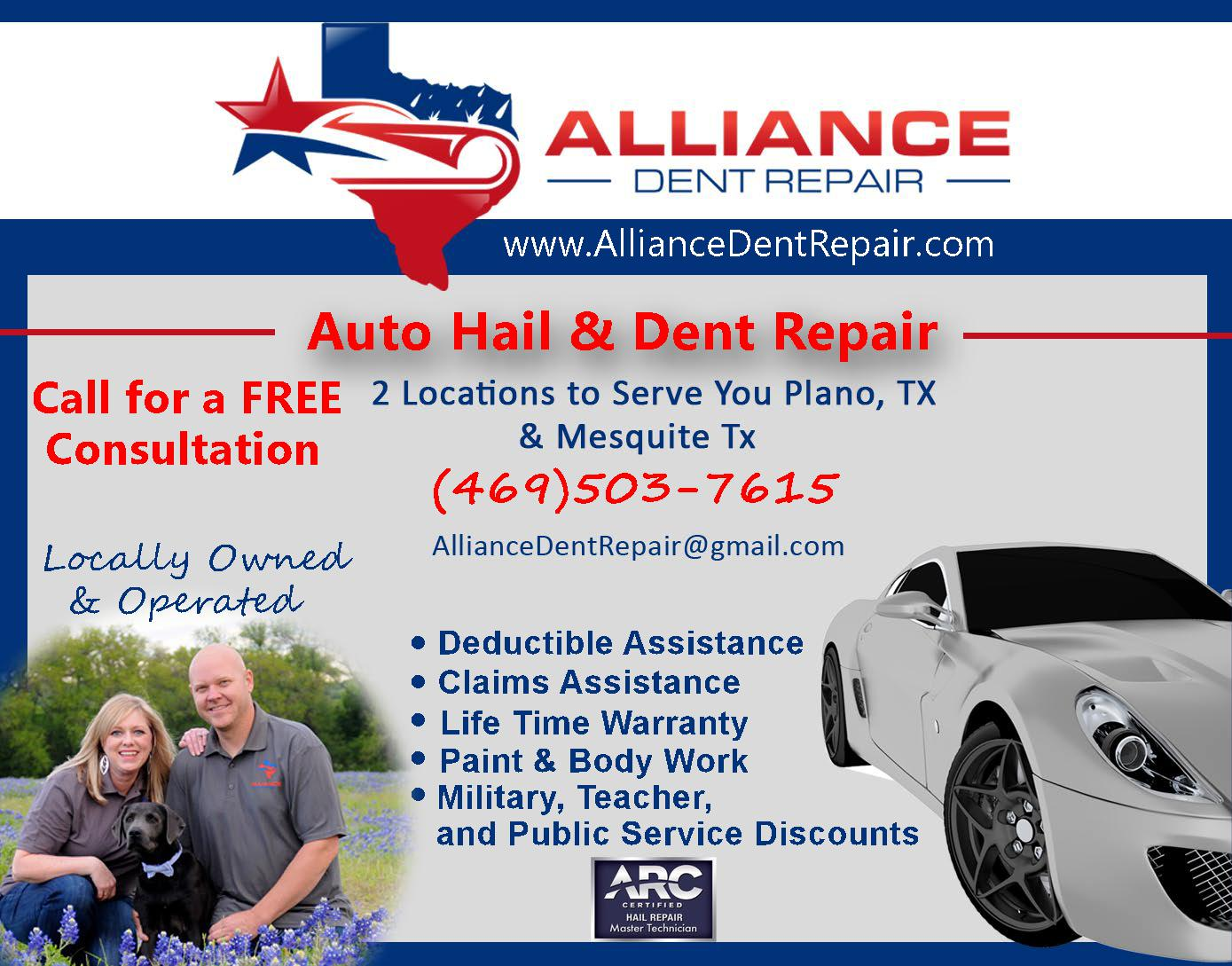 Alliance Dent Repair