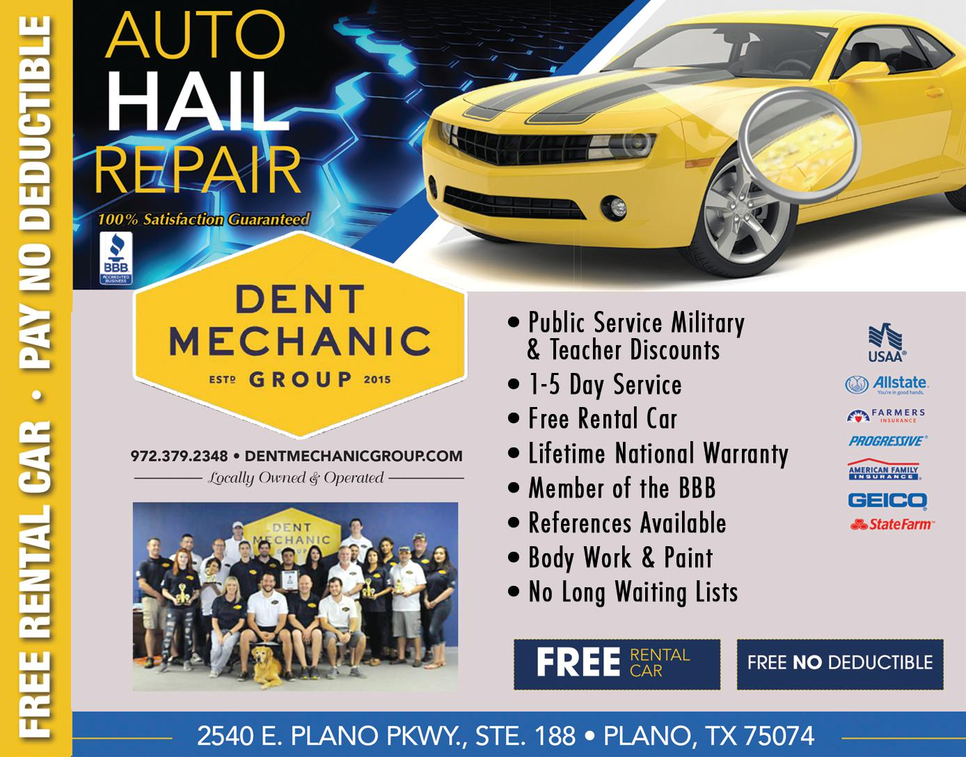 Dent Mechanic Group