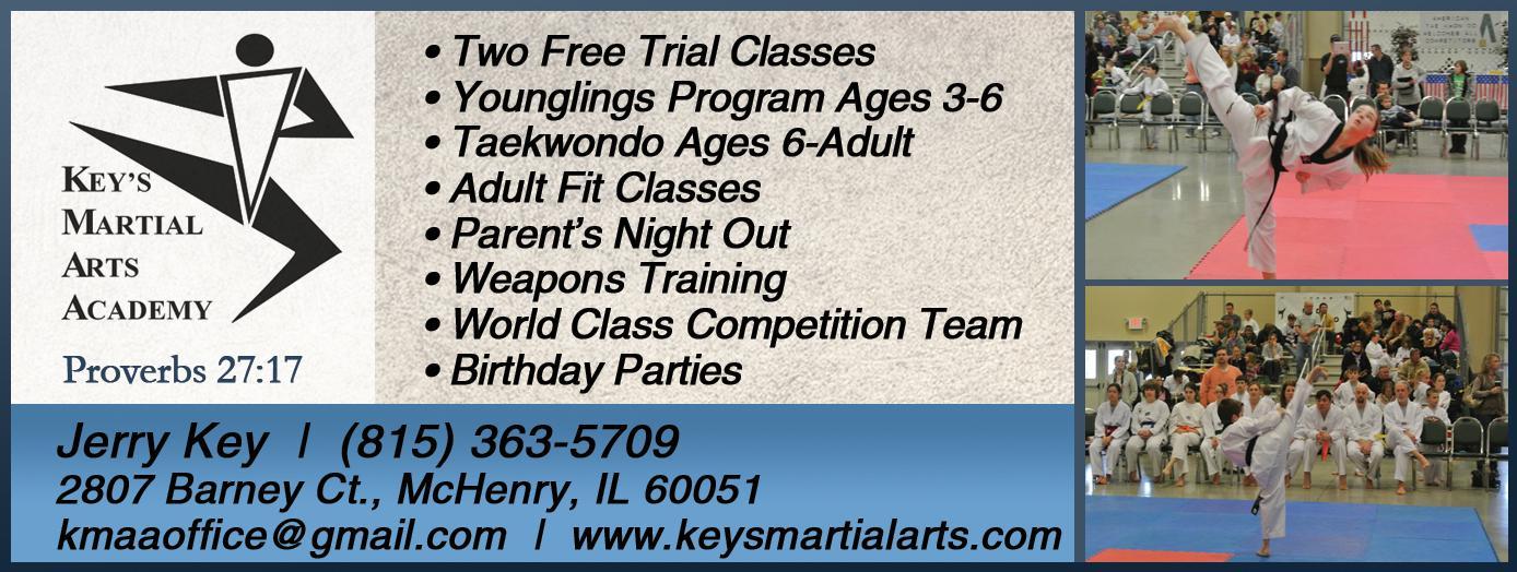 Key's Martial Arts Academy