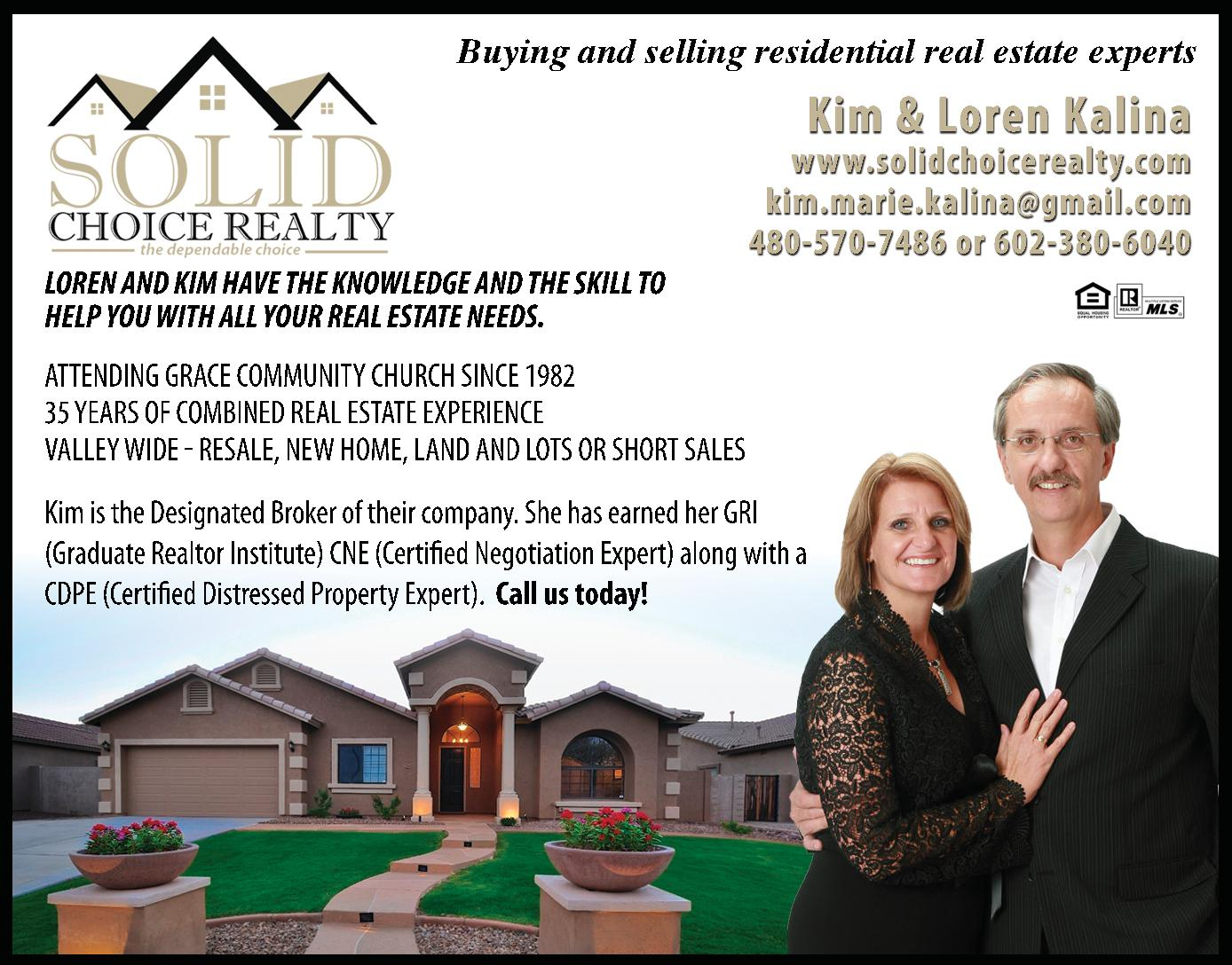 Solid Choice Realty