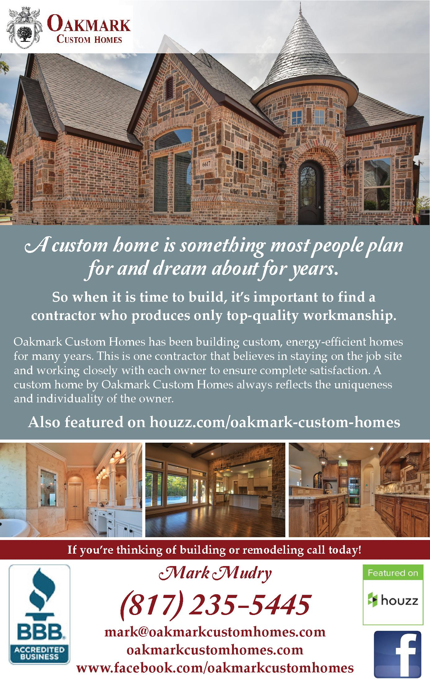 Oakmark Custom Homes
