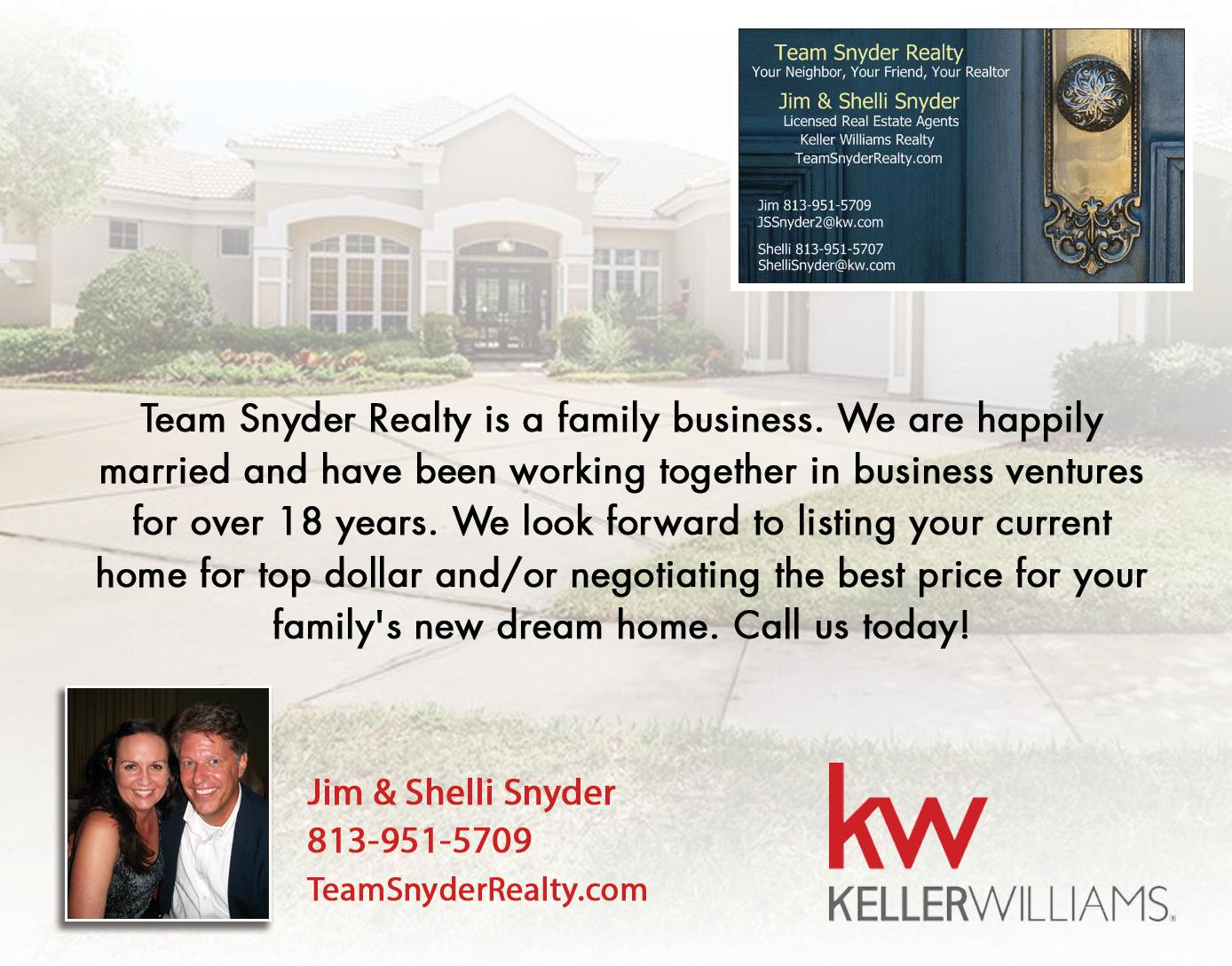 Team Snyder Realty