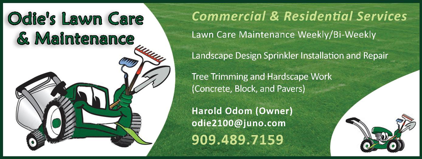 Odie's Lawn Care & Maintenance