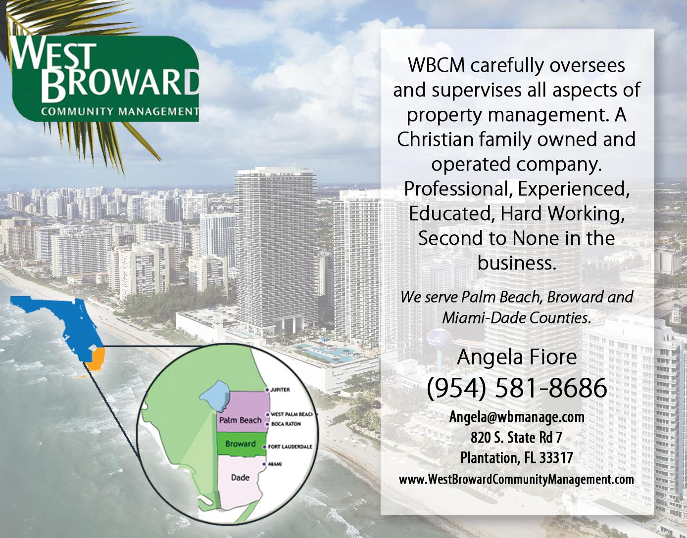 West Broward Community Management, Inc.