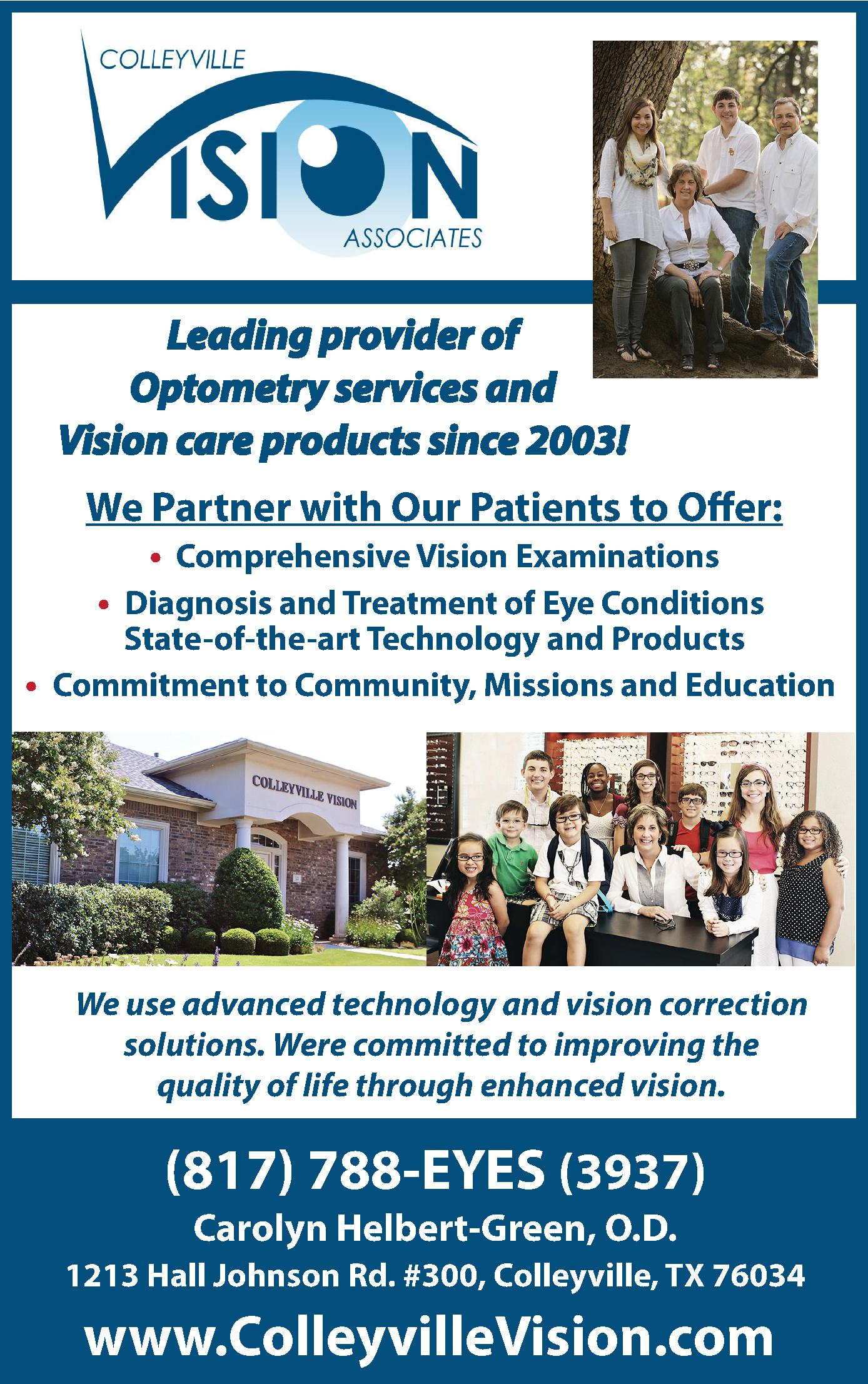 Colleyville Vision Associates