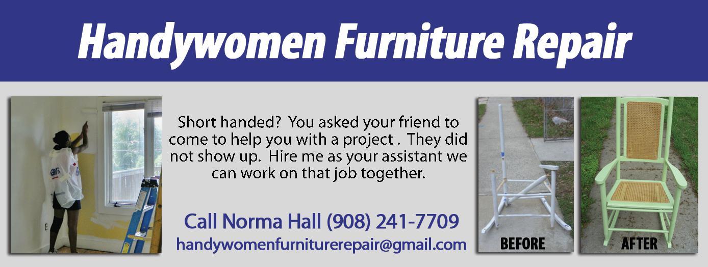 Handywomen Furniture Repair