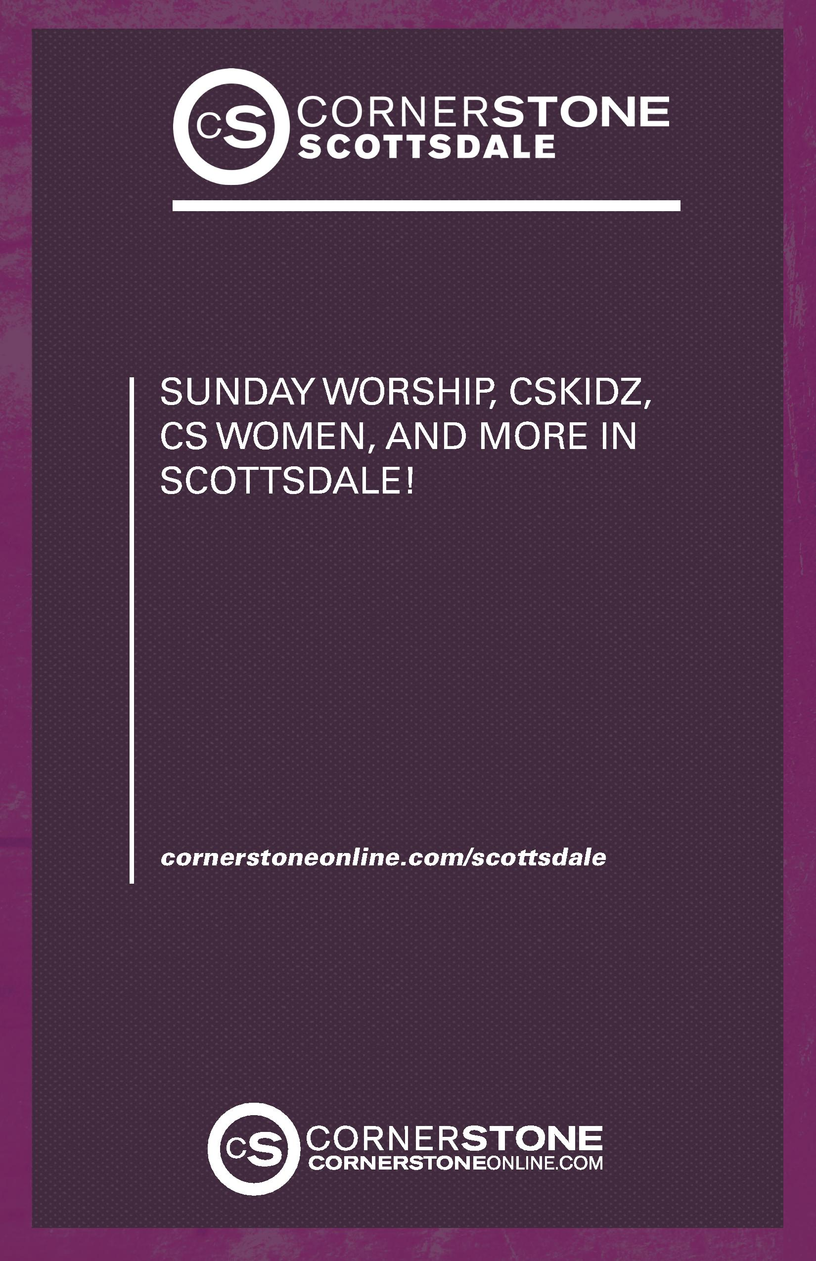Cornerstone Church Scottsdale Location