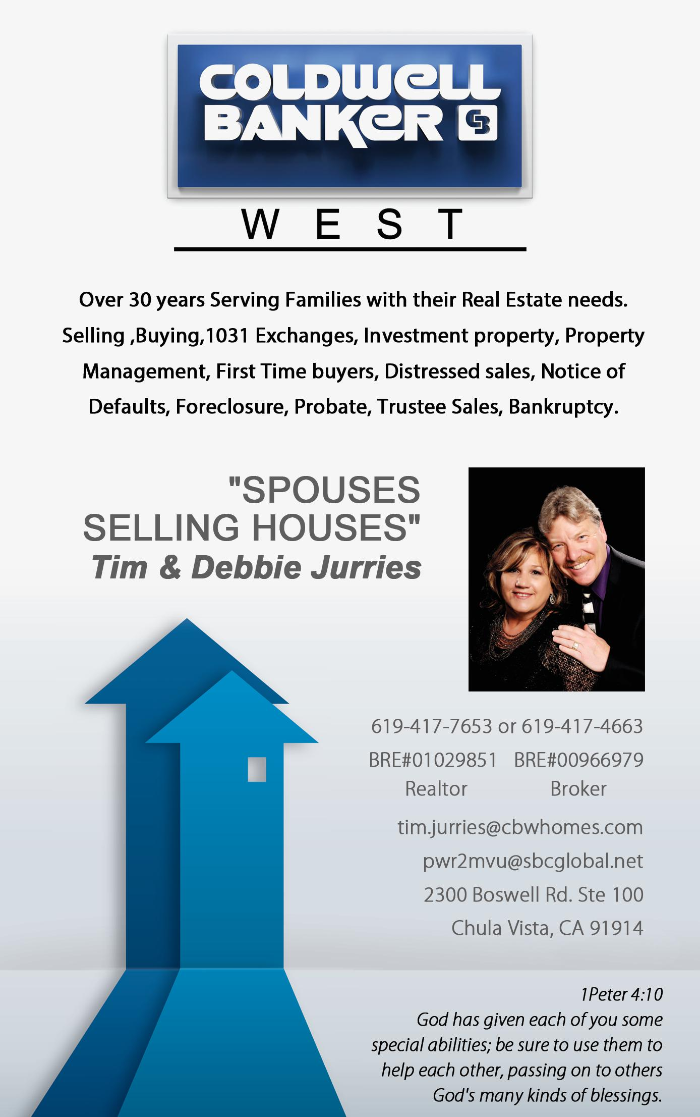 Coldwell Banker West - Jurries