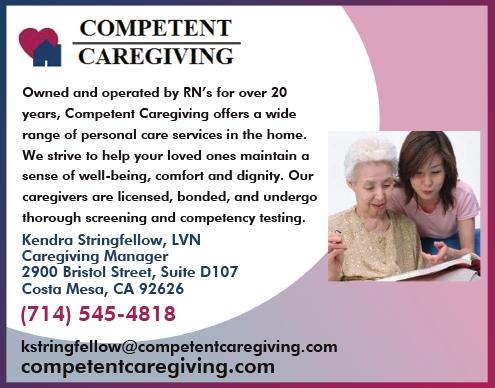 Competent Caregiving