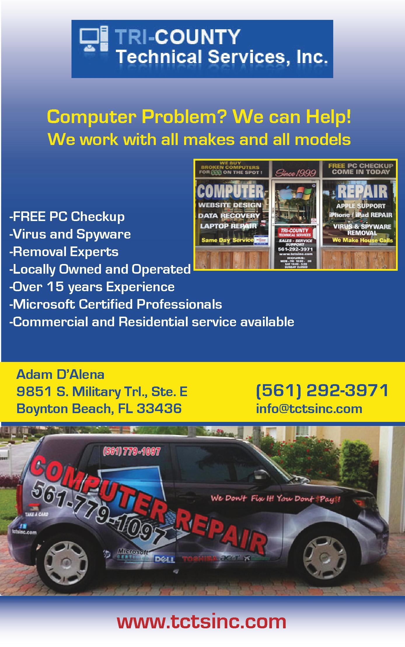 TRI-COUNTY Technical Services, Inc.