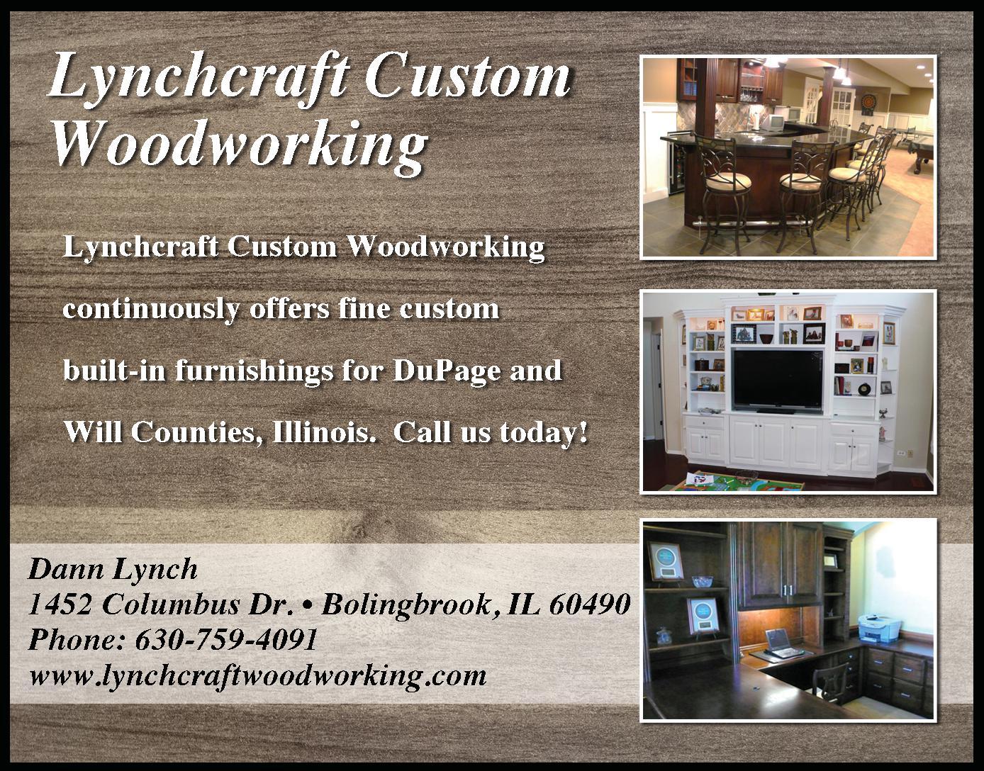 Lynchcraft Custom Woodworking