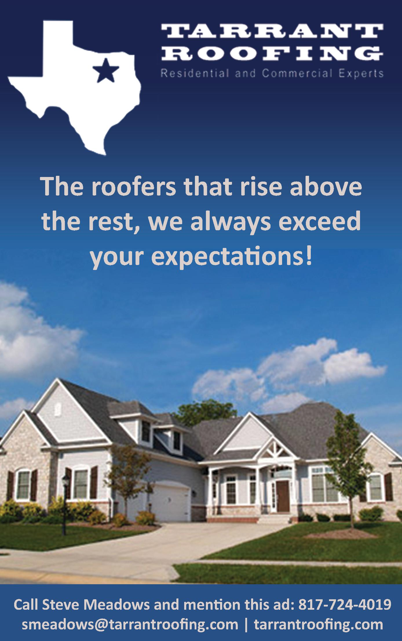 Tarrant Roofing - Meadows