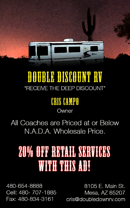 Double Discount RV