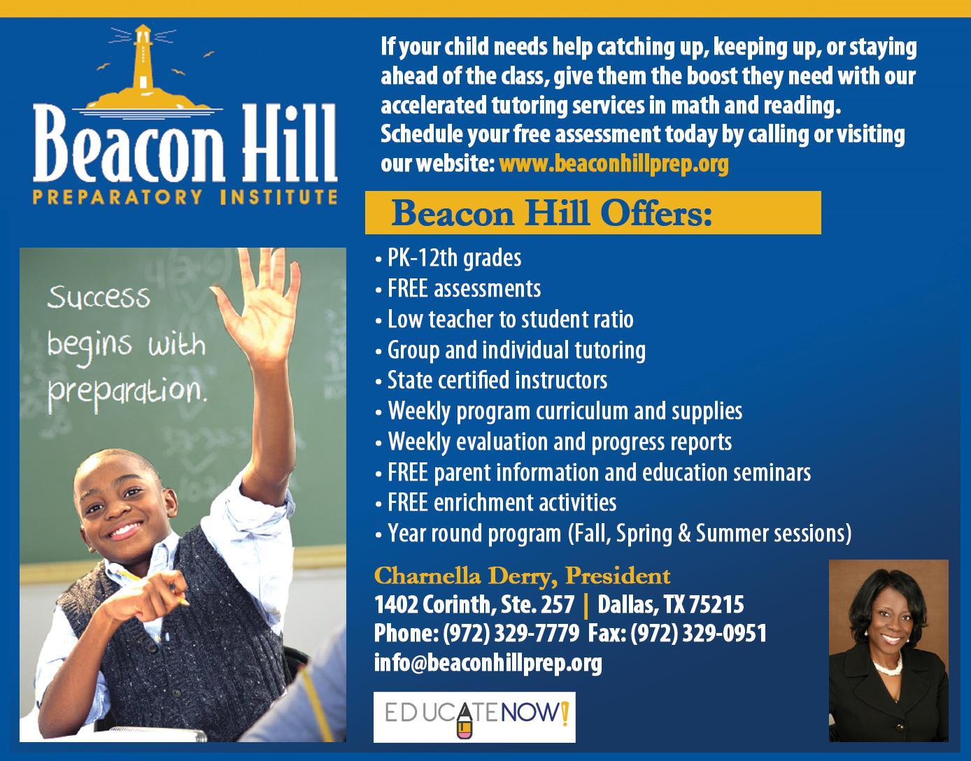 Beacon Hill Preparatory Institute