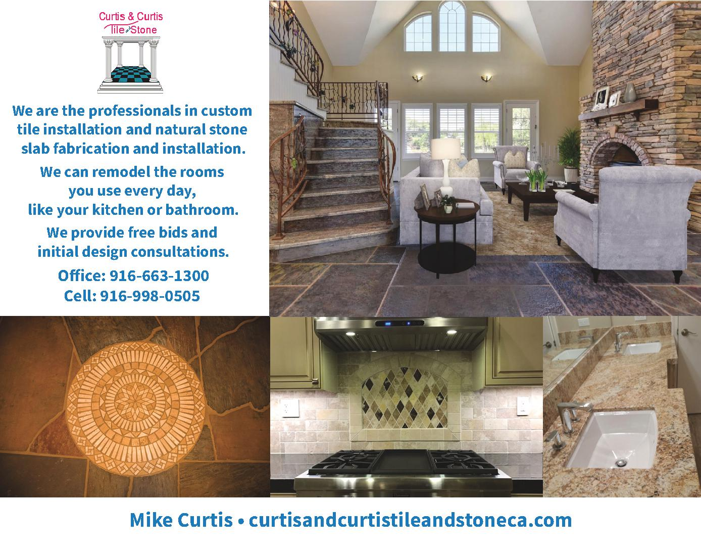 Curtis & Curtis Tile and Stone