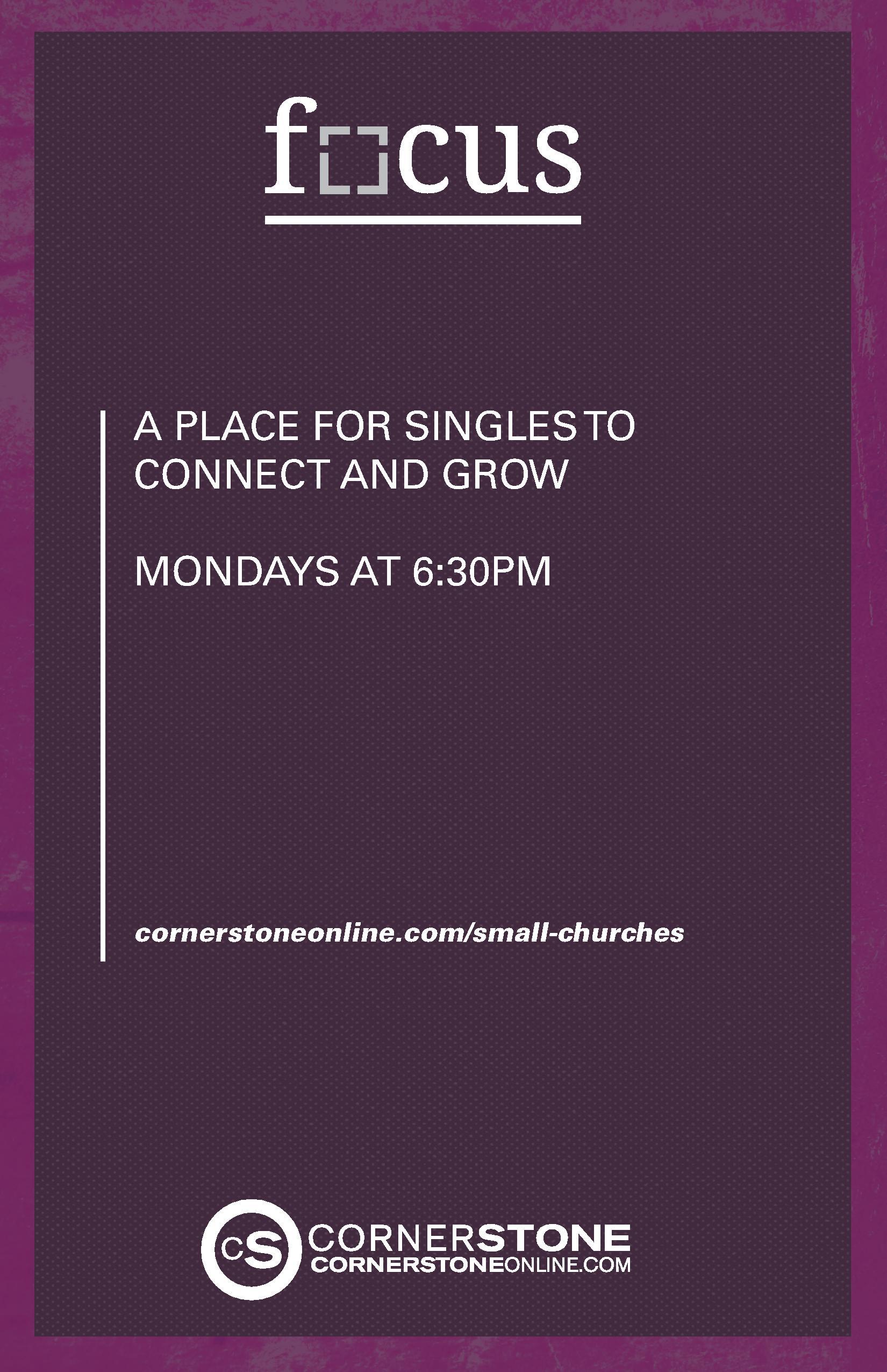 Focus Singles