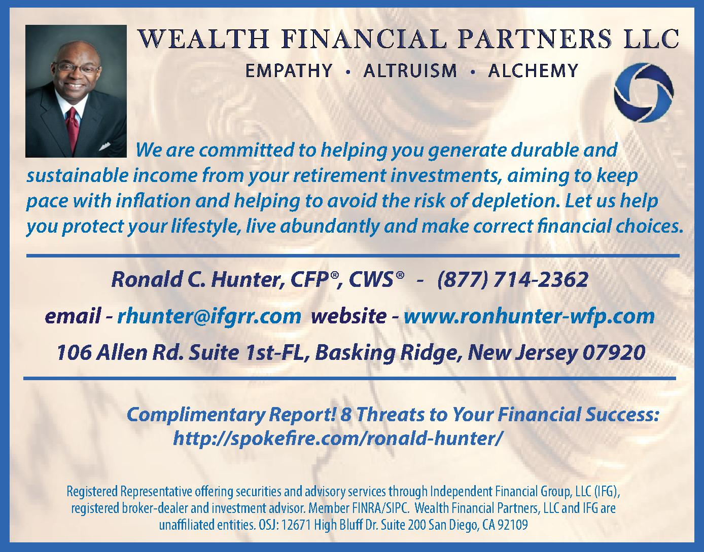 Wealth Financial Partners LLC