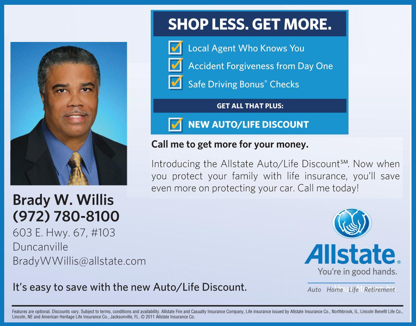 Allstate Insurance - Willis