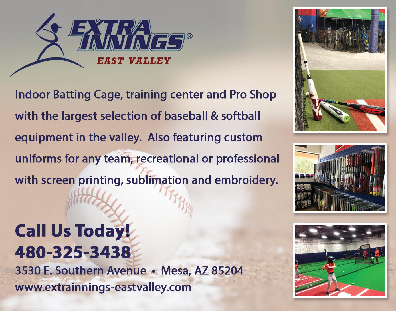 Extra Innings-East Valley