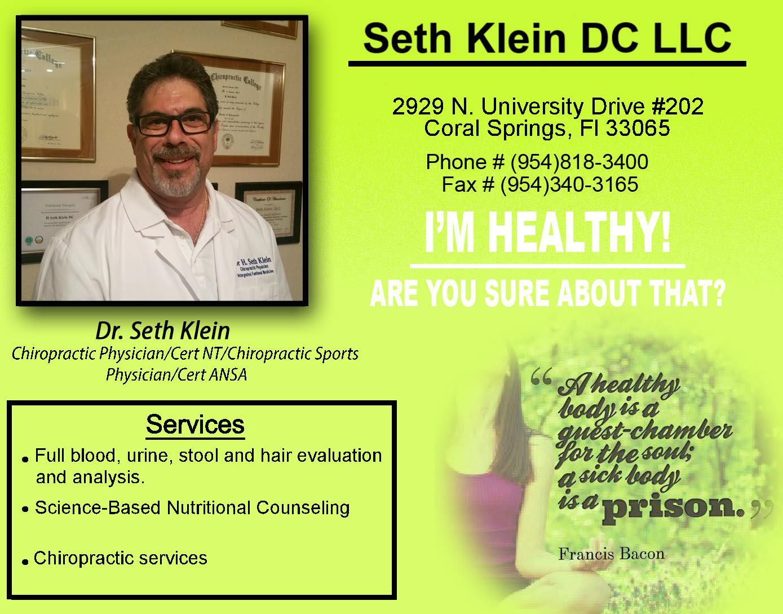 Seth Klein DC LLC