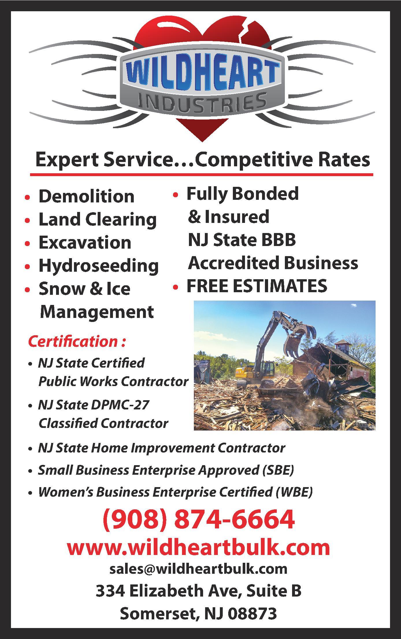 Wild Heart Industries, LLC