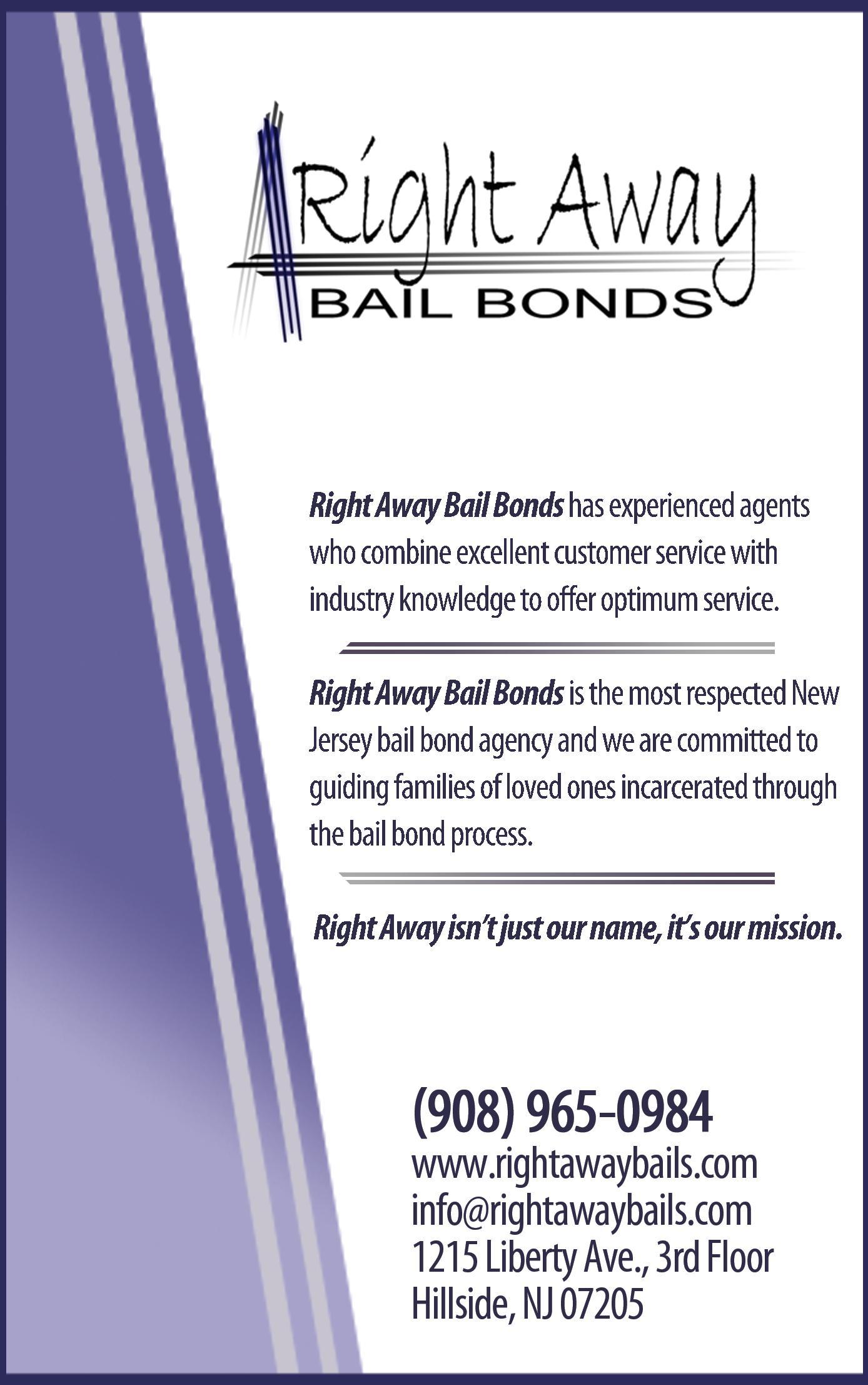 Right Away Bail Bonds