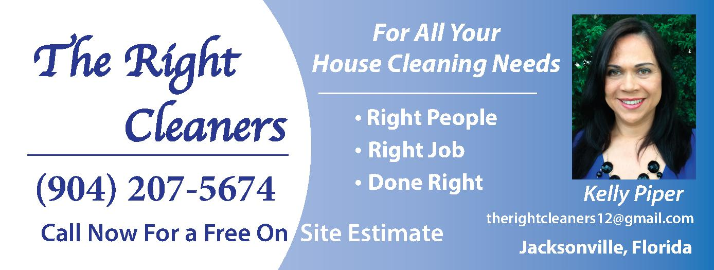 The Right Cleaners