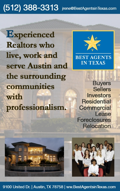 Best Agents in Texas