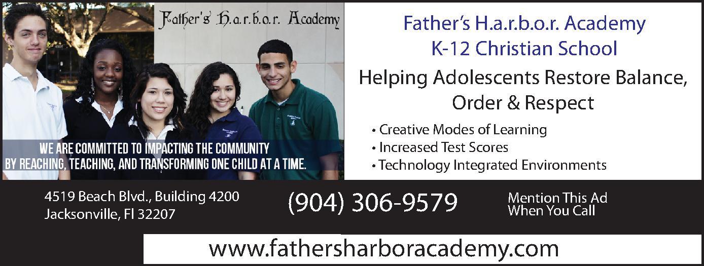 Father's H.a.r.b.o.r. Academy, Inc.