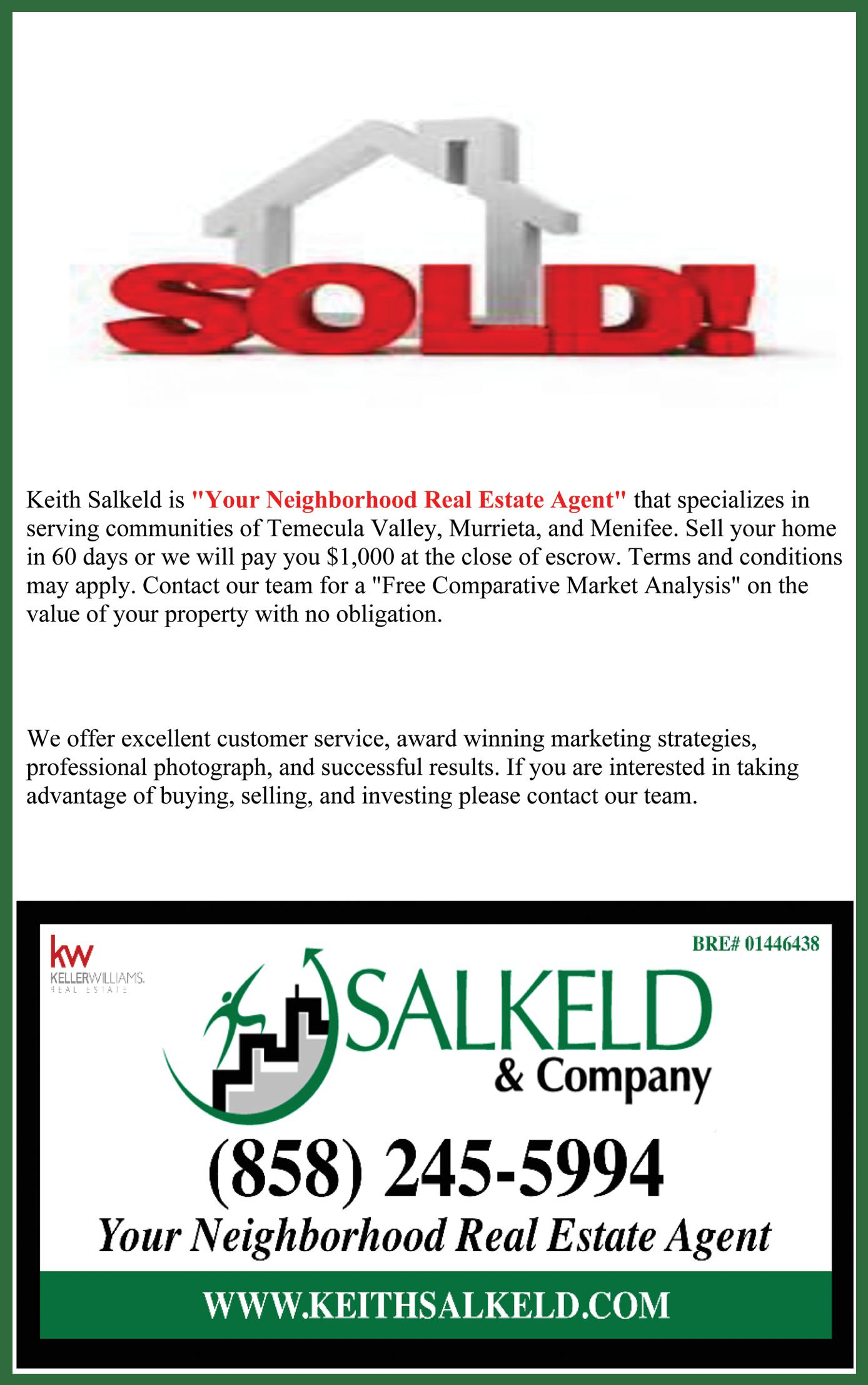Salkeld & Company - Your Neighborhood Realtor