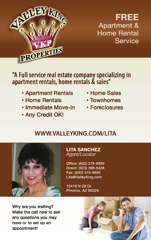 Valley King Properties