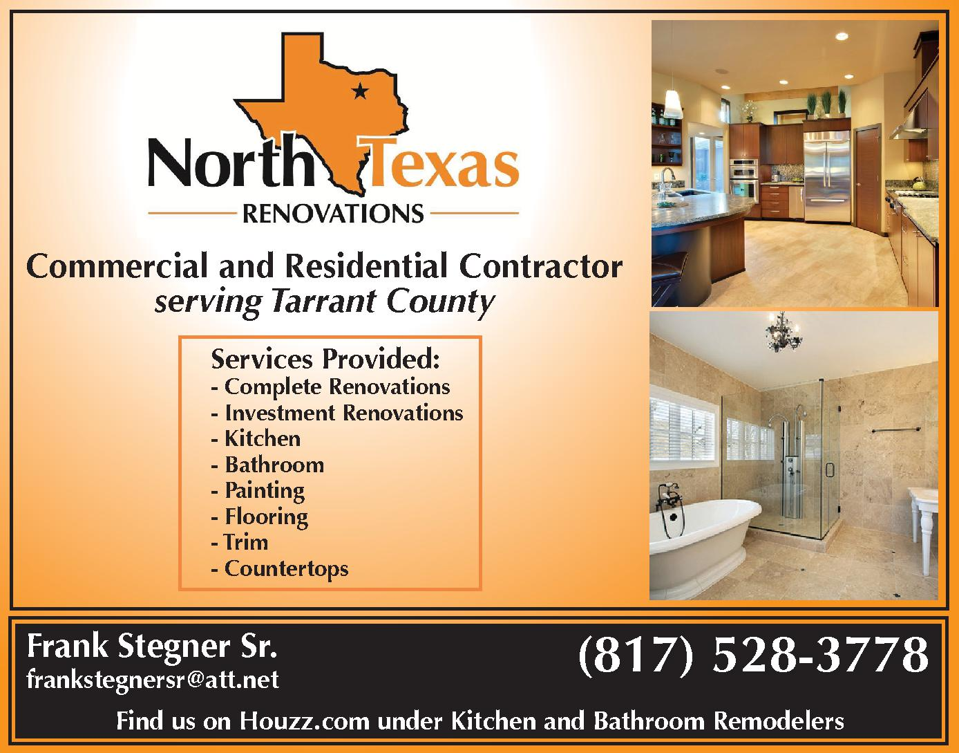 North Texas Renovations