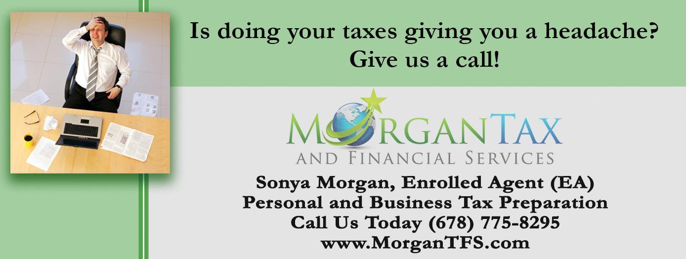 Morgan Tax & Financial Services, LLC