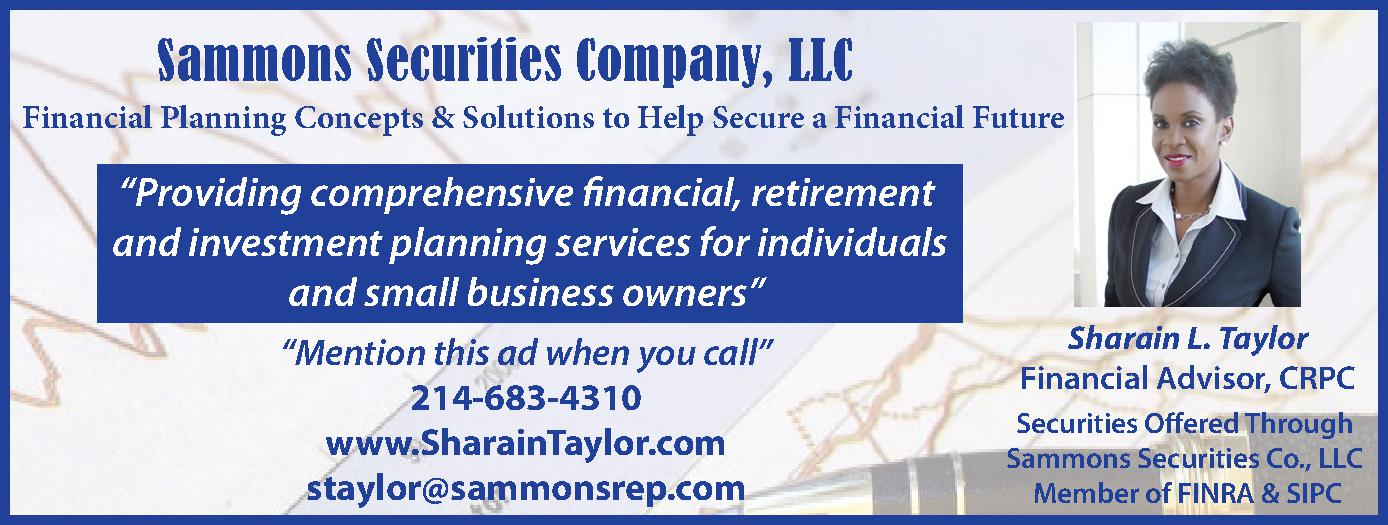 Sammons Securities Company, LLC